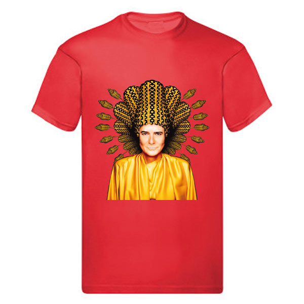 T-SHIRT-ROSSA-IMM-GIALLA-FRONTE